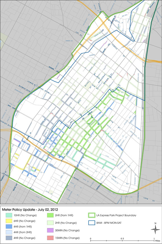 Meter Policy Map